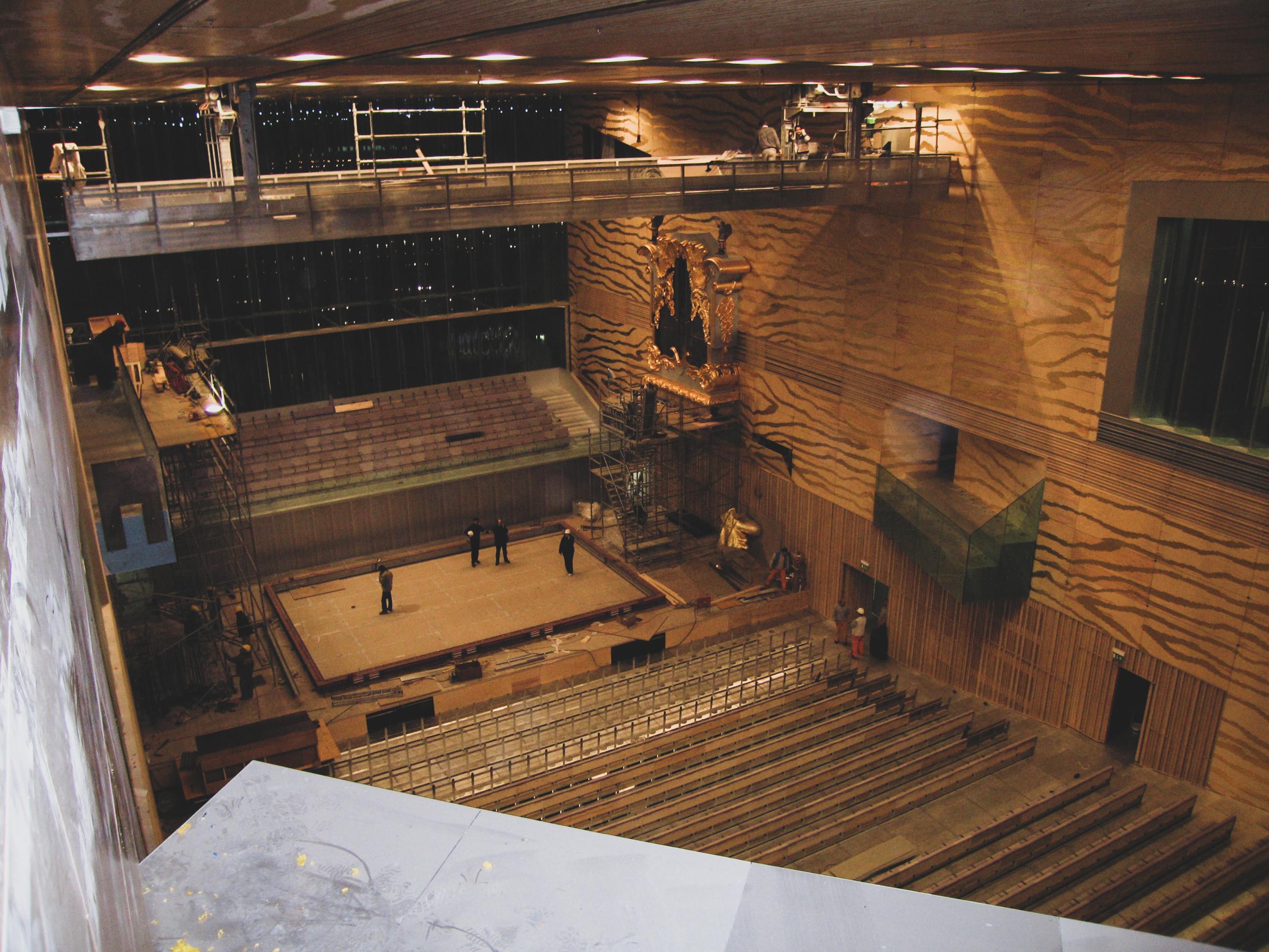 Orgão Casa de Música